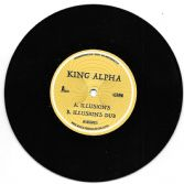 King Alpha - Illusions / dub (Whodemsound) 7""